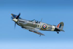 Spitfire MK.V. unframed aviation print for sale, spitfire photography, aviation photography for sale at Toshotfoto.com