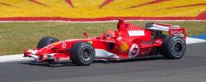 Formula 1 shumacher